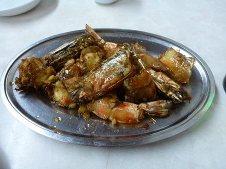 車海老から煮